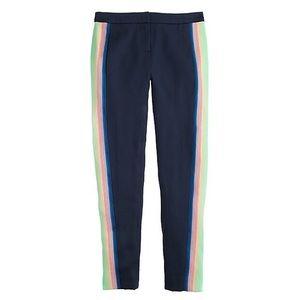 NWT J.Crew Collection Surf Stripe Pants